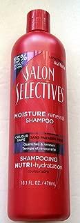 Salon Selectives Moisture Renewal Shampoo Nutri-Hydration 16.1 oz