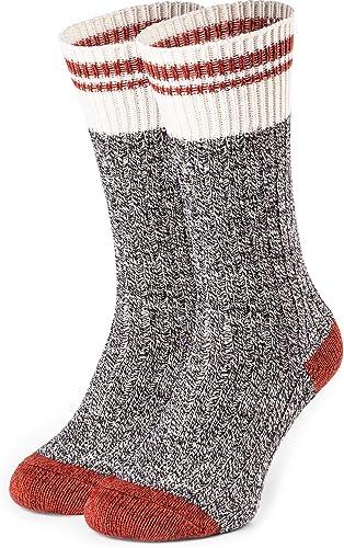 Women's Cozy Cabin Wool Crew Socks