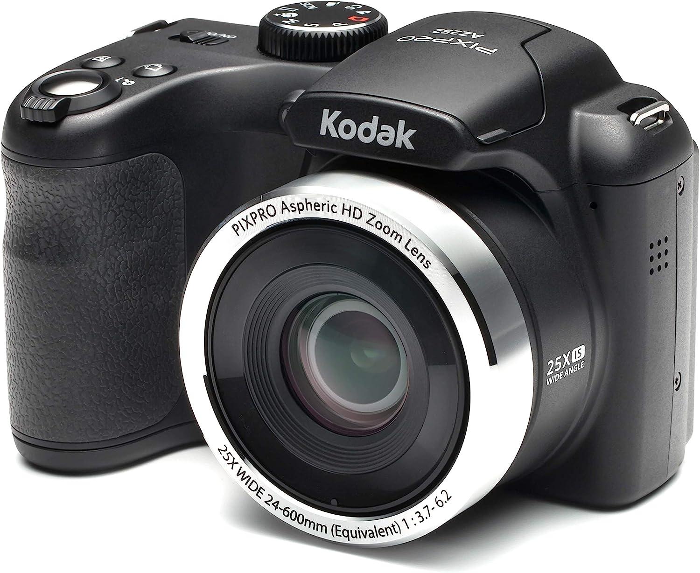 Kodak Pixpro, Cámara Digital (16 MP, 4608 x 3456 Pixeles, 1/2.3