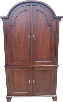 Madison Luxe Collection Bonnet Top Armoire