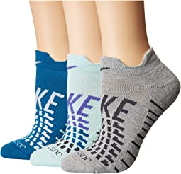 Everyday Max Cushion No Show 2-Print Graphic Socks