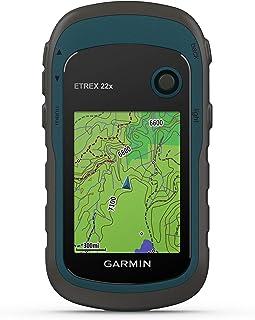 """ETREX 22x GPS de Mano con Pantalla Color de 2.2"""" y Mapa TopoActive preinstalado"""