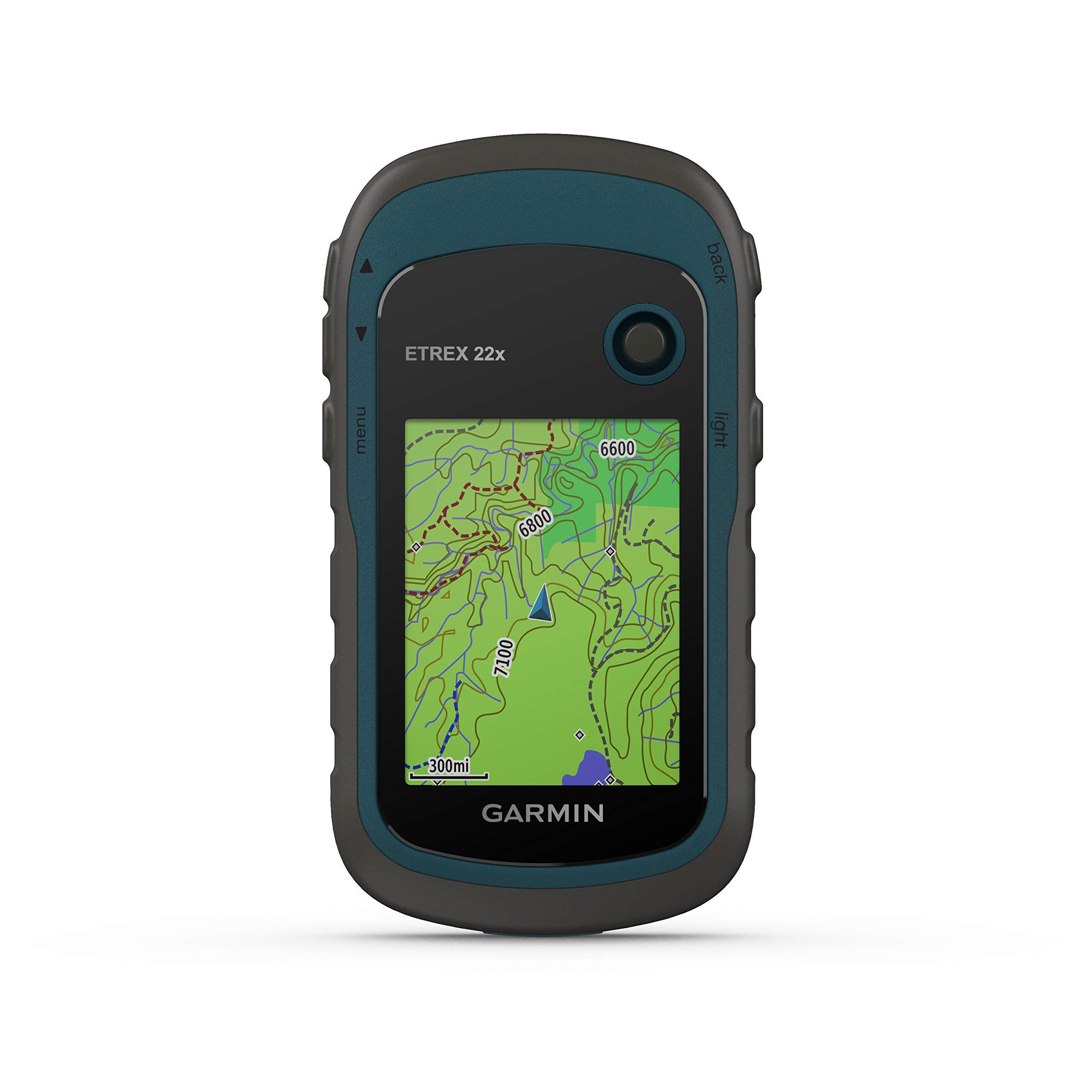 Garmin eTrex Rugged Handheld Navigator