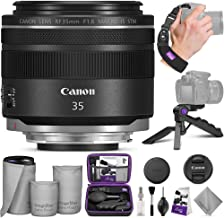Canon RF 35mm f/1.8 is Macro STM Lens w/Essential Photo Bundle