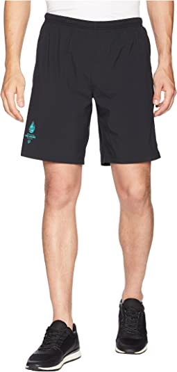 "USA Games Go-To 9"" Shorts"