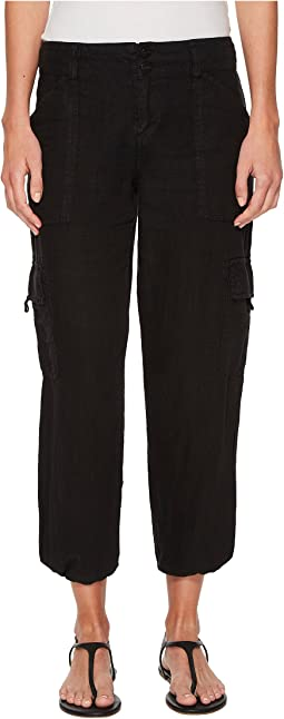 Sanctuary - Terrain Linen Crop Pants