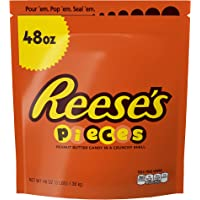 Reese's Pieces Candy 48 Ounce