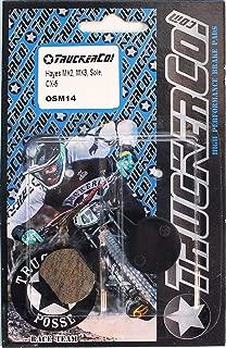Truckerco Organic Semi-Metallic Disc Brake Pads Hayes Sole MX2 MX3 MX4 GXC GX2