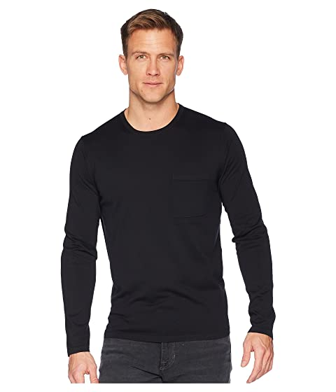 Vince Single Single Pocket Vince Crew Pocket Crew Neck Neck 45qwOOaS