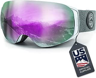 Wildhorn Roca Snowboard & Ski Goggles – US Ski Team Official Supplier –..
