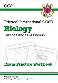 Grade 9-1 Edexcel International GCSE Biology: Exam Practice Workbook (includes Answers)