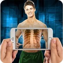 Body Scanner Real X-Ray Camera - Cloth Free Prank