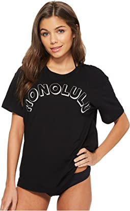 MIKOH SWIMWEAR - Vintage Honolulu T-Shirt