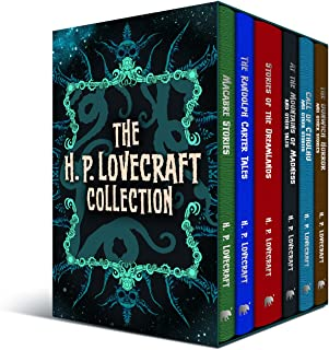 The H. P. Lovecraft Collection: Slip-Cased Edition