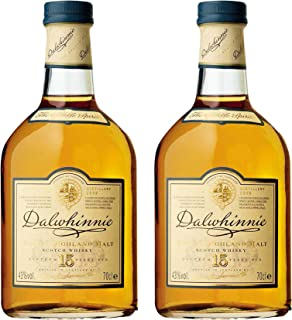 Dalwhinnie 15 Years/Jahre, 2er, Single Malt, Whisky, Scotch, Alkohol, Alokoholgetränk, Flasche, 43%, 700 ml, 75919