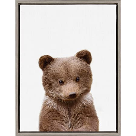 Print on Canvas Just you and me Teddy bears canvas wall art 30x20 Inch