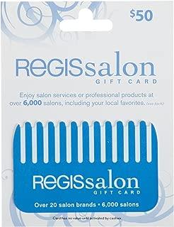 regis card