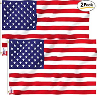 us flag header