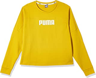 Puma NU-TILITY Cropped Crew Sweat Sweater For Women