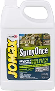 Rust-Oleum Jomax 308764 Spray Once, 1 Gallon, 1 gal