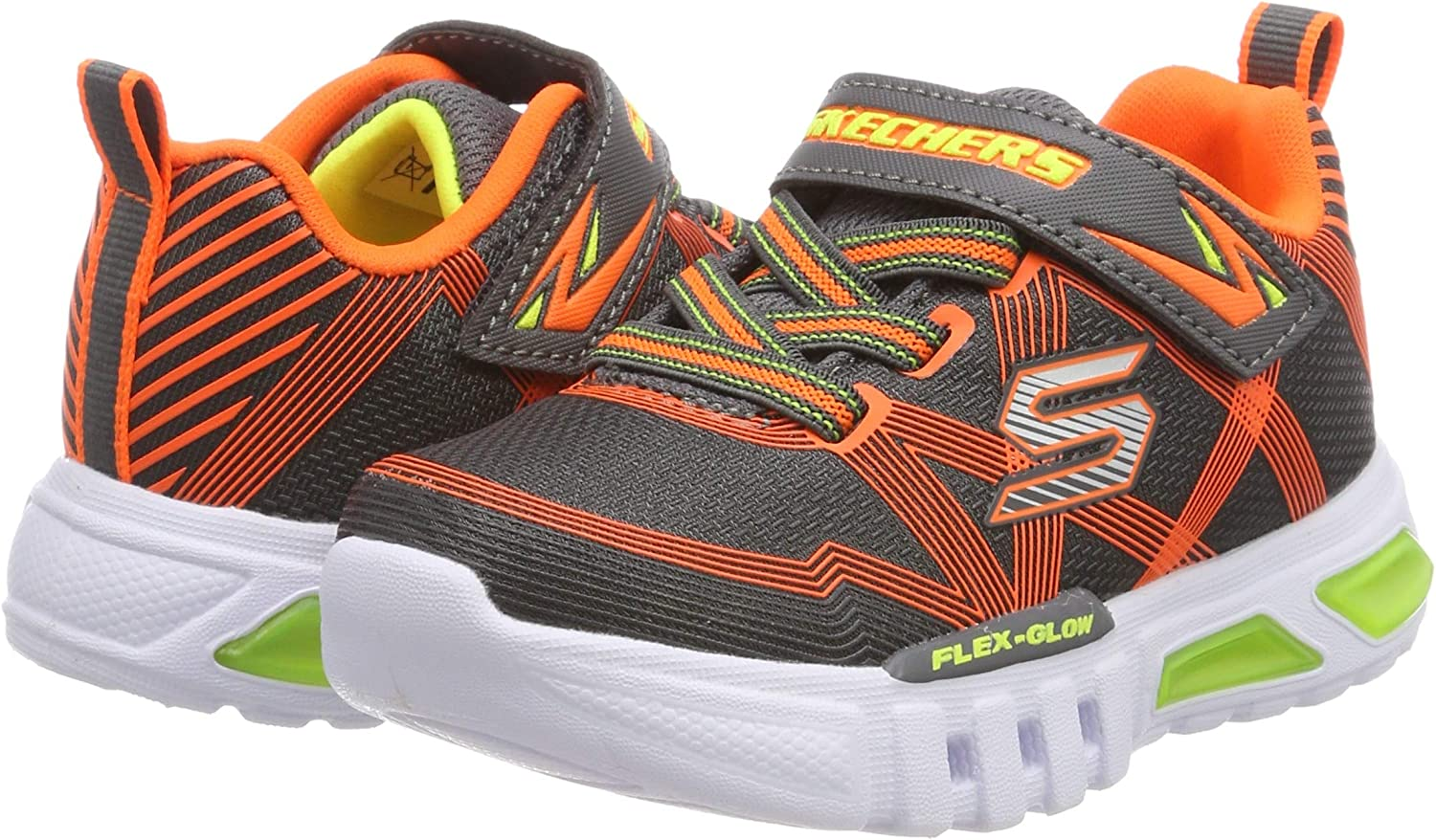 Skechers Kids Flex-Glow 90542n Lights Toddler