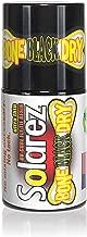 Solarez NEW! BONE DRY BLACK Fly Tie UV Cure Resin - Ultra Thin Bone Dry BLACK Formula (0.5 oz Bottle w/brush applicator tip) The First BLACK non-Tacky Fly Tying Resin, Create Custom Eyes & Body Detail