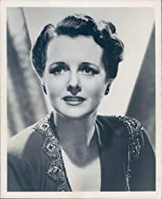 Vintage Photos 1954 Mary Astor Actress Maltese Falcon Celebrity Motion Picture 8X10
