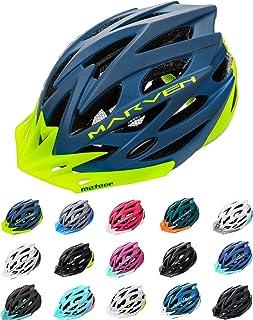 meteor® fietshelm heren dames kinderhelm MTB scooter helm helmet voor downhill scheidingshelm mountainbike inliner skatehe...