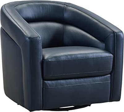 Admirable Amazon Com Best Selling Modern Leather Round Back Chair Gmtry Best Dining Table And Chair Ideas Images Gmtryco