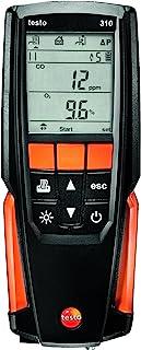 testo 310 Analizador de gases de combustión, kit con impresora