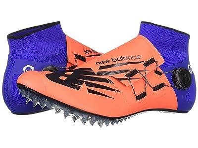 New Balance Sigma Harmony (Dark Mango/UV Blue) Running Shoes