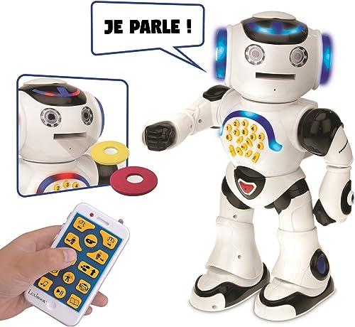 el más barato LEXIBOOK - - - Robot Interactif Po  Tu satisfacción es nuestro objetivo