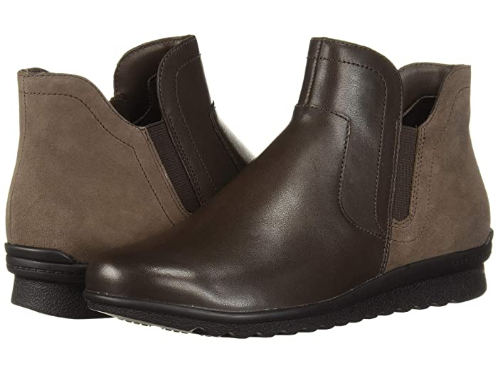 Aravon Womens Kitt Bootie Ankle Boot
