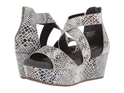 Diba True Busta Move (Black/White) High Heels