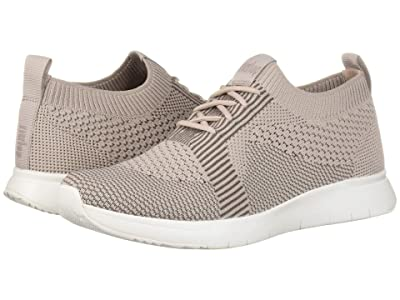 FitFlop Marble Knit Slip-On Sneaker (Mink/Grey) Women