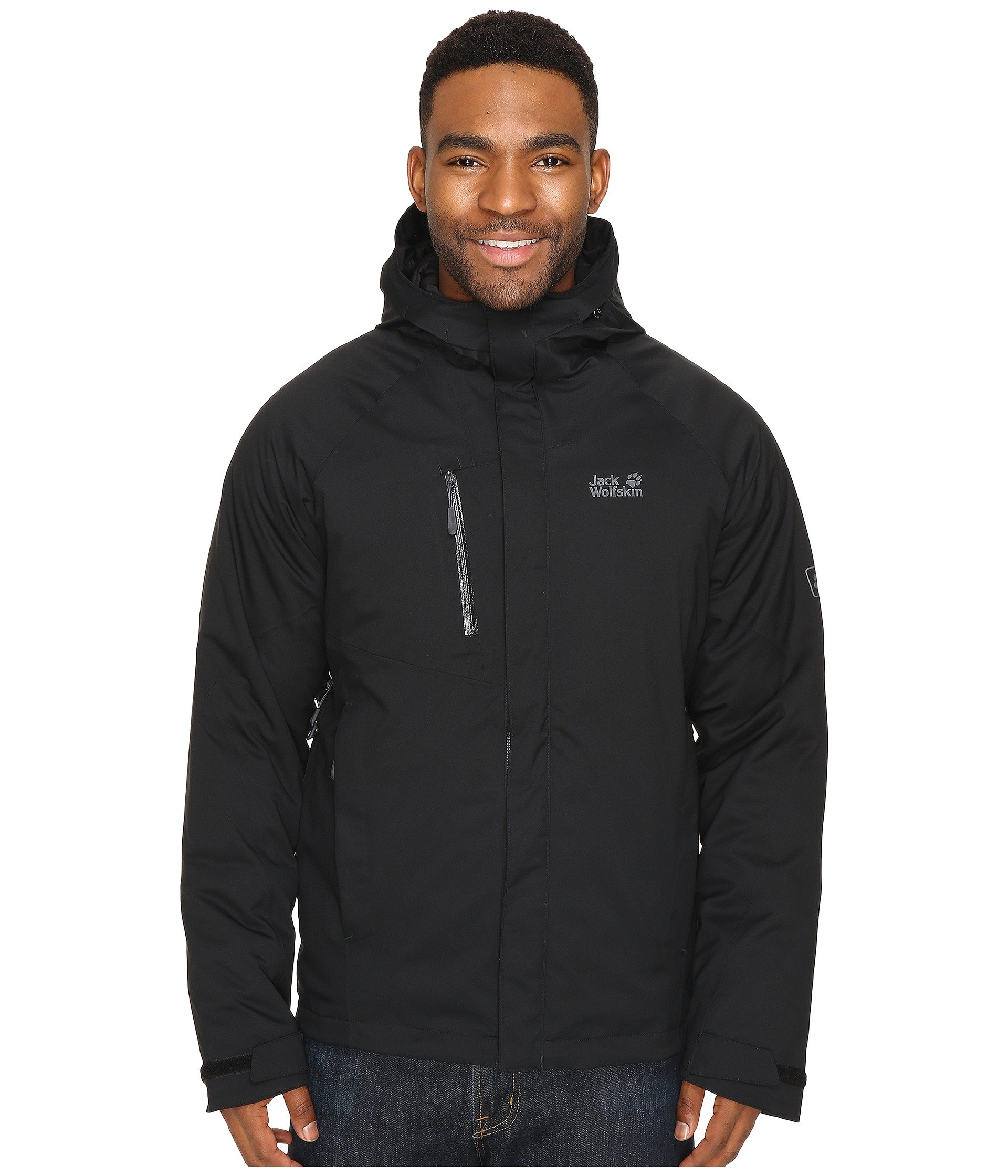 Jack Wolfskin Troposphere DF O2+ Insulated Jacket at ...