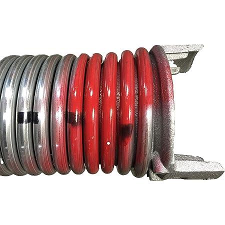 1 Orange.192 X 2 X 16.5 LW Clopay Garage Door Standard Torsion Spring Left Wind Coated Oil Tempered