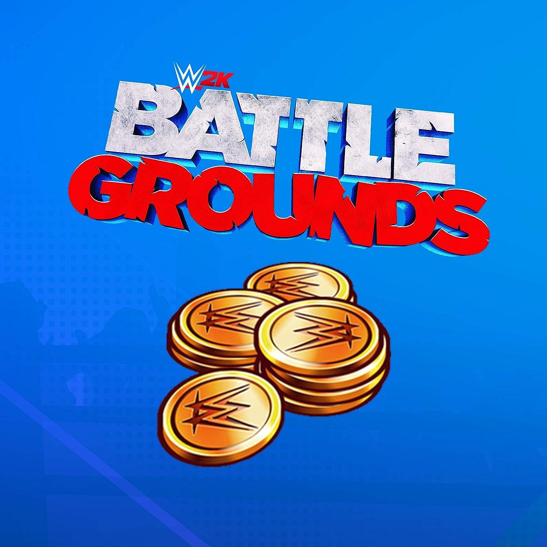 WWE 2K Battlegrounds - 1100 Golden Bucks - PS4 [Digital Code]