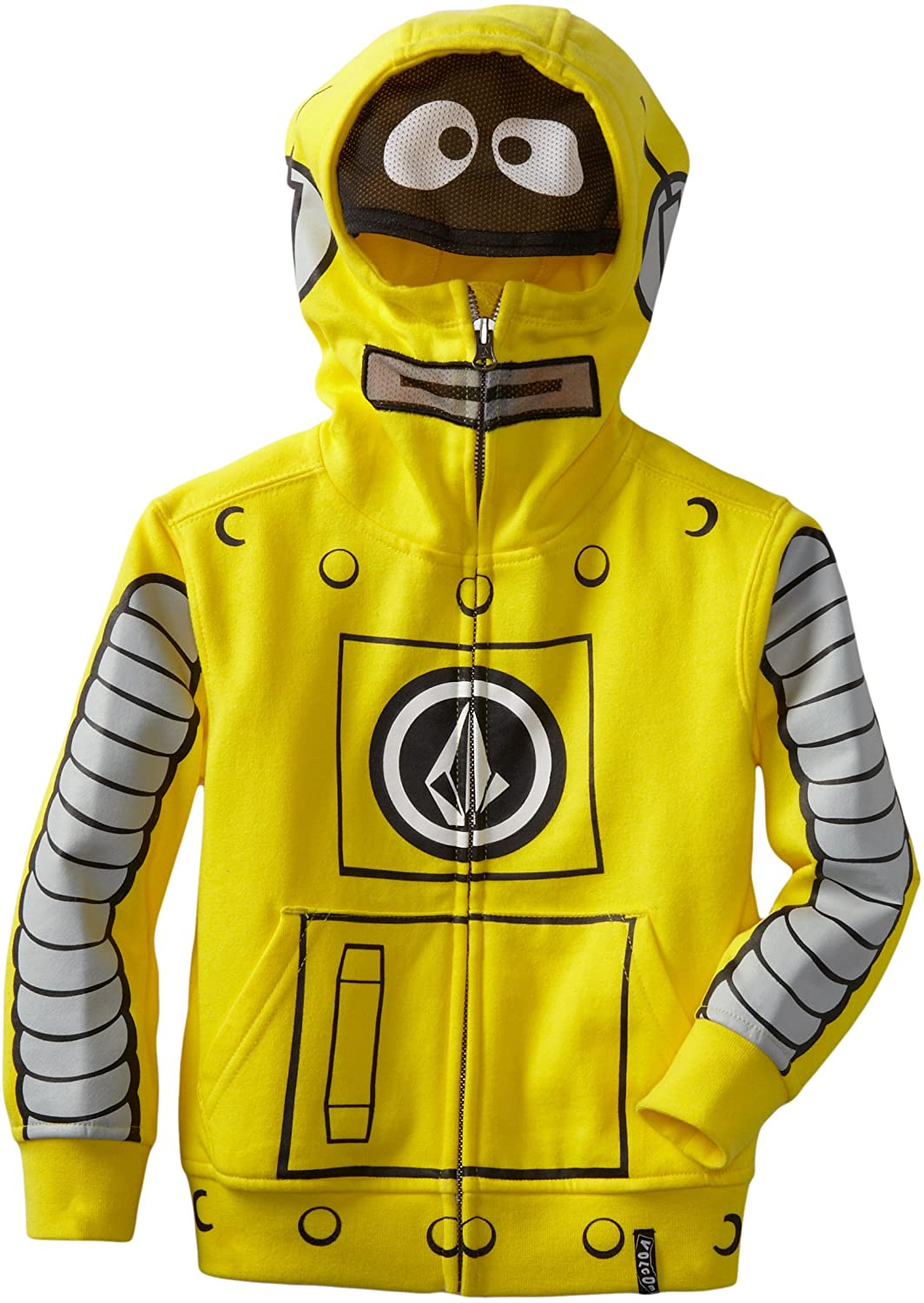 Volcom Little Boys' Yogabba Youth Max 59% OFF Full-Zip Sweater ! Super beauty product restock quality top!