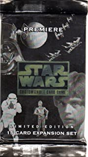 Star Wars Customizable Card Game - Premiere - Limited Edition 15 Card Expansion Set