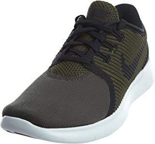 Free RN Commuter Lightweight Sneakers Durability Comfortable Men's Running Shoes (8 M US, Cargo Khaki/Off White/Black 300)