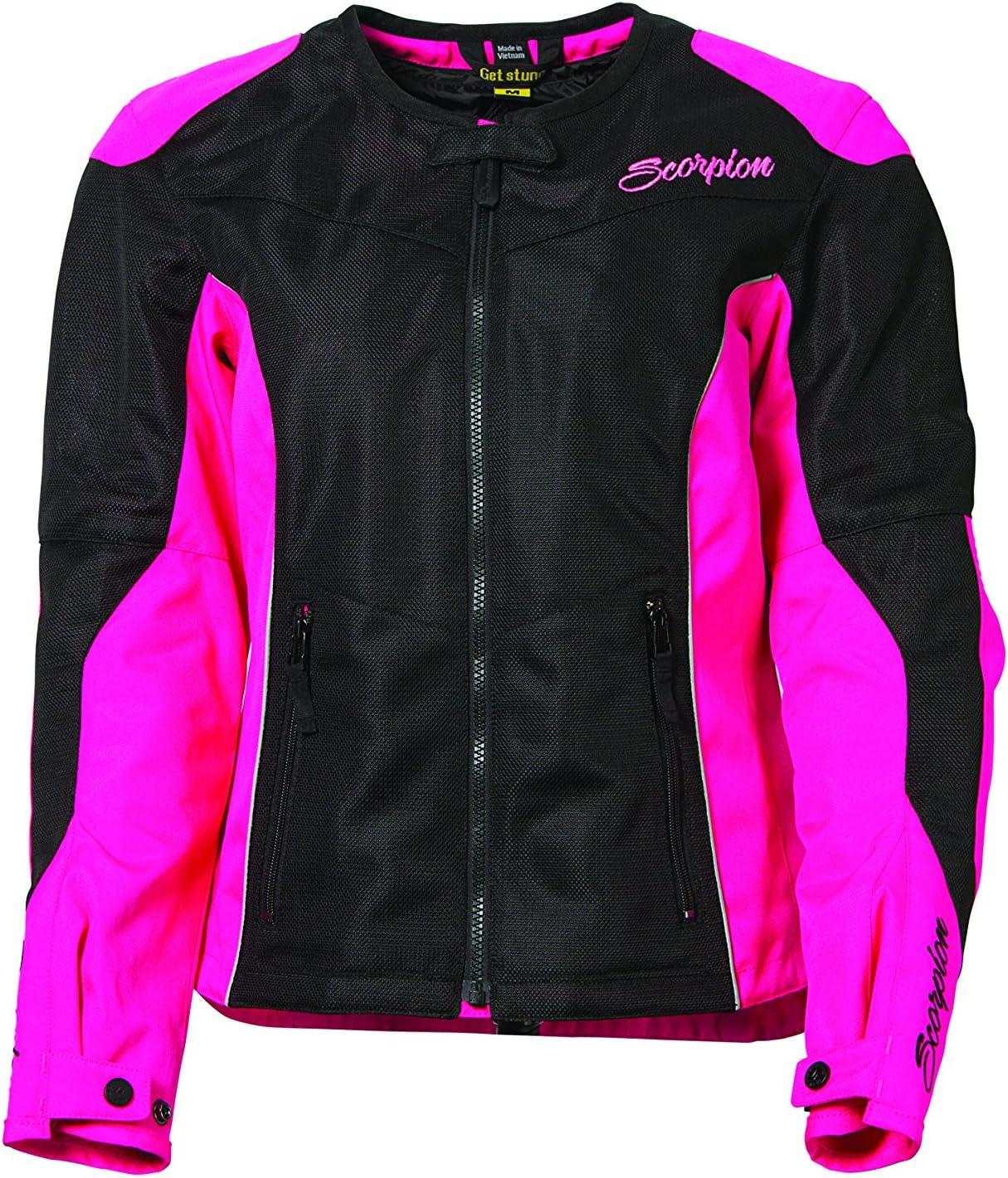 Scorpion EXO Womens Verano Jacket X-Small Grey//Blue