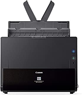 Canon imageFORMULA DR-C225W II Office Document Scanner 3259C002, Black