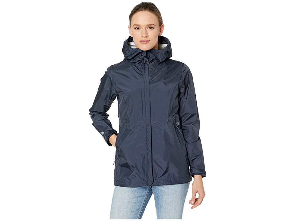 Mountain Hardwear Acadia Jacket (Dark Zinc) Women