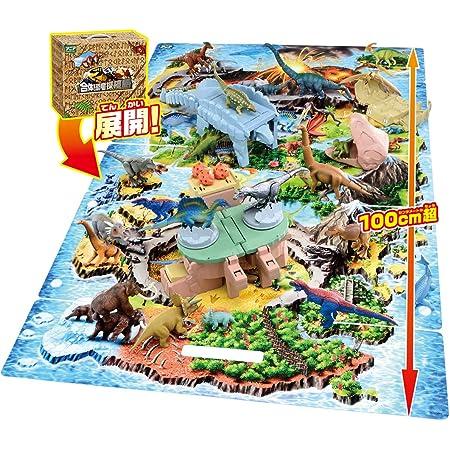 アニア 合体! 恐竜探検島