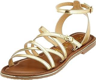 Y PalasZapatos Amazon Sandalias De Vestir esDorado v8nmNw0