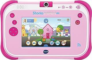 VTech 108855 – Tablet Storio MAX 2.0, 5 Pulgadas, Rosa