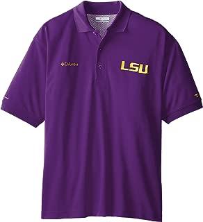 NCAA LSU Tigers Collegiate Perfect Cast Polo Shirt