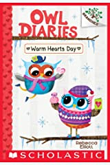 Warm Hearts Day: A Branches Book (Owl Diaries #5) Kindle Edition