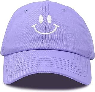 Smiley Face Baseball Cap Smiling Happy Dad Hat Men Women Teens